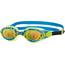 Zoggs Junior Sea Demon Goggle Green/Blue/Hologram